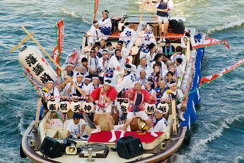 「大阪天神祭」の画像検索結果