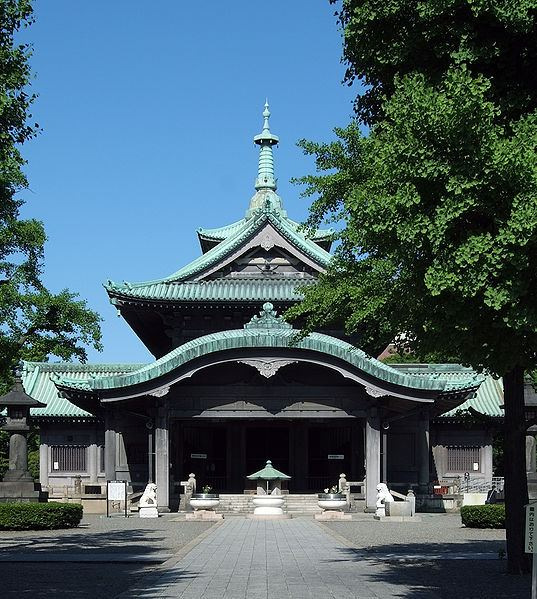 東京都慰霊堂