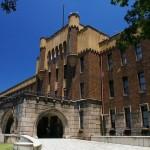 最終回ロケ地・め以子がカレーを売った駅は「旧陸軍第四師団司令部庁舎」