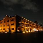 【まれロケ地】紺谷弥太郎漆器展・会場は「横浜赤レンガ倉庫」横浜を代表する建築物