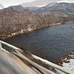 【マッサン3/25】エリーが「別れの歌」を歌っていた余市川、橋のロケ地は