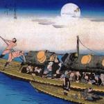 【あさが来た】京から大坂までの交通手段、所要時間は?江戸時代の大動脈「三十石船」