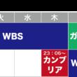 テレビ東京 夜のビジネス番組番組表